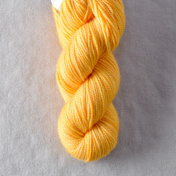 Butter Amber - Miss Babs 2-Ply Toes yarn