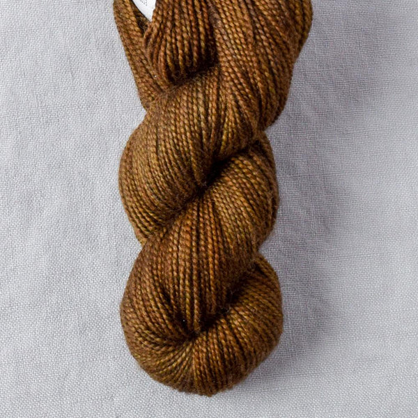 Cafe Mocha - Miss Babs 2-Ply Toes yarn