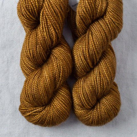 Candied Pecan - Miss Babs 2-Ply Toes yarn