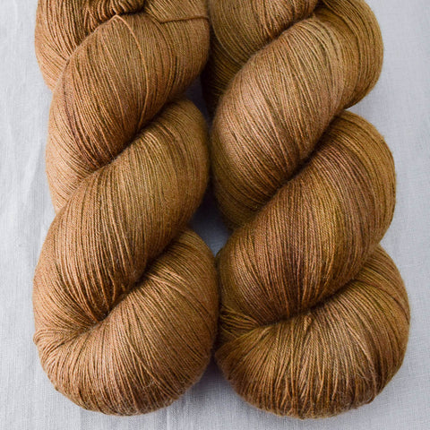 Candied Pecan - Miss Babs Katahdin yarn