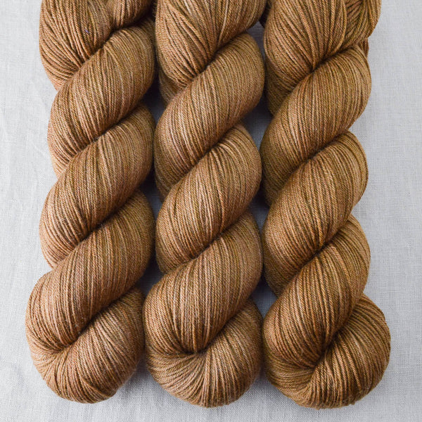 Candied Pecan - Miss Babs Tarte yarn