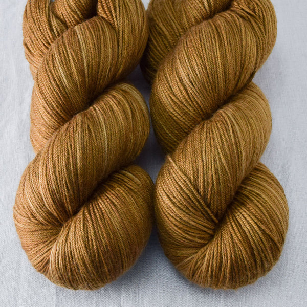 Candied Pecan - Miss Babs Yowza yarn