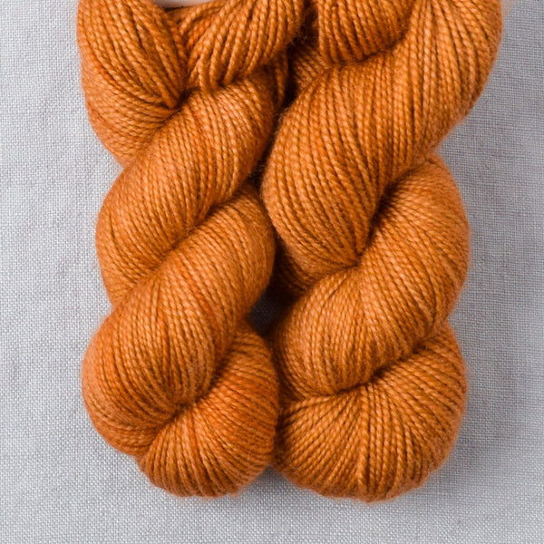 Caramel - Miss Babs 2-Ply Toes yarn