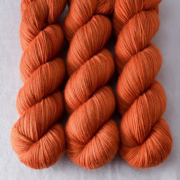 Carnelian - Miss Babs Yummy 3-Ply yarn