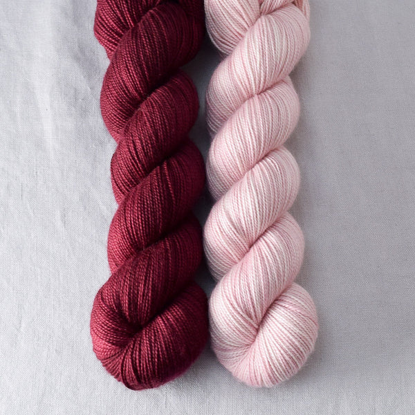 Catherine, Sugar - Miss Babs 2-Ply Duo