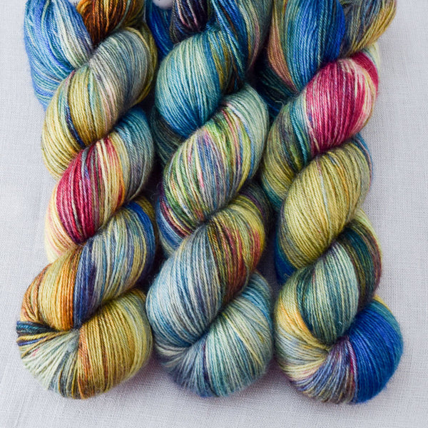Celebration - Miss Babs Northumbria Fingering Yarn