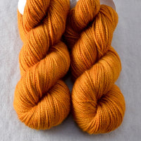 Cherry Amber - Miss Babs 2-Ply Toes yarn
