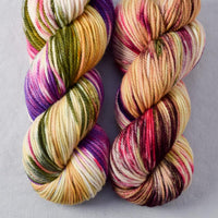 Chinese Foxnut - Miss Babs K2 yarn