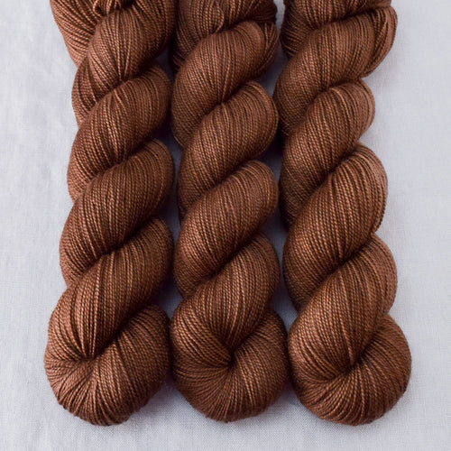 Chocolate - Miss Babs Yummy 2-Ply yarn