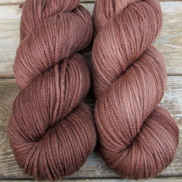 Chocolate - Miss Babs K2 yarn