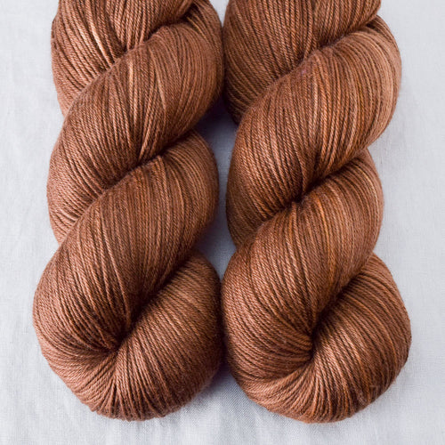 Chocolate - Miss Babs Yowza yarn