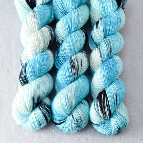 Chrysocolla - Miss Babs Yummy 2-Ply yarn