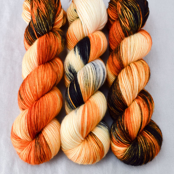Clownfish - Miss Babs Yummy 3-Ply yarn