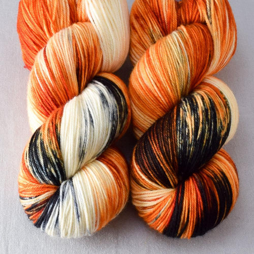 Clown Fish - Miss Babs Yowza yarn