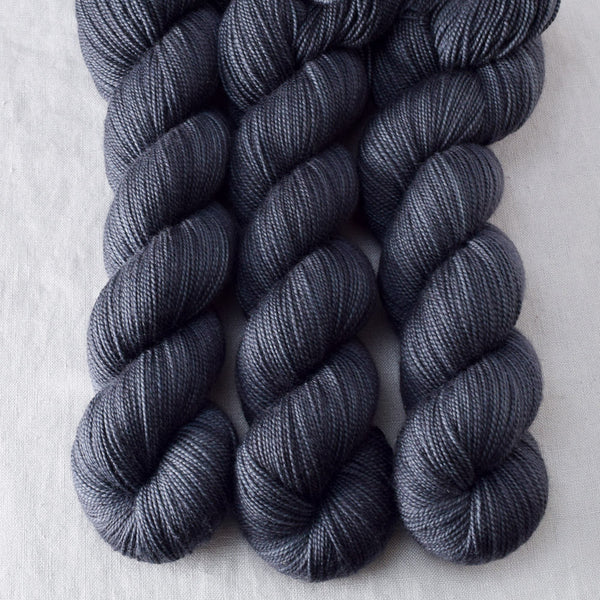 Coal - Miss Babs Yummy 2-Ply yarn