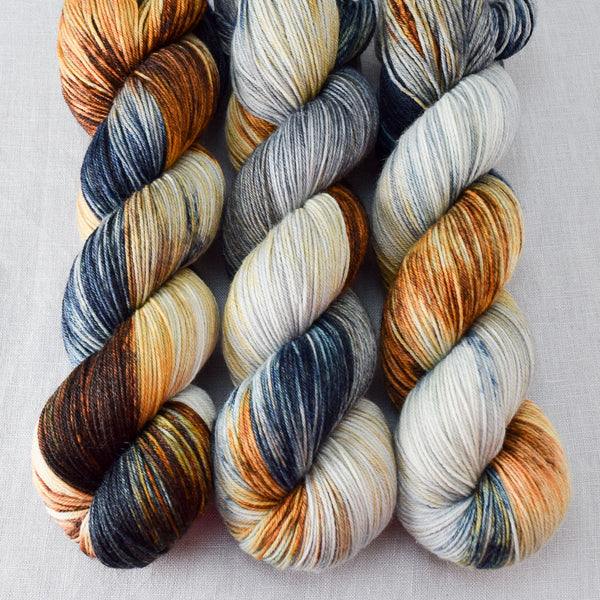 Coffee Break - Miss Babs Tarte yarn
