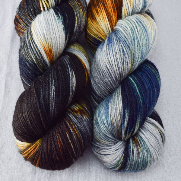 Coffee Break - Miss Babs Yowza yarn