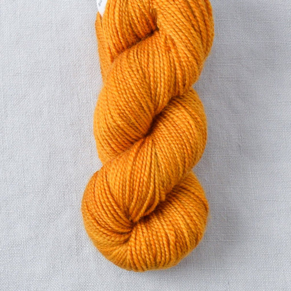 Cognac Amber - Miss Babs 2-Ply Toes yarn