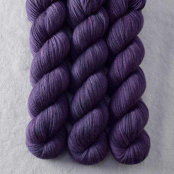 Concord Grapes - Miss Babs Yummy 2-Ply yarn