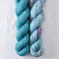 Confetti, Rainforest - Miss Babs 2-Ply Duo