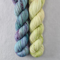 Confetti, Wandflower - Miss Babs 2-Ply Duo