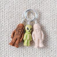 Conspiracy Theory - Miss Babs Stitch Markers