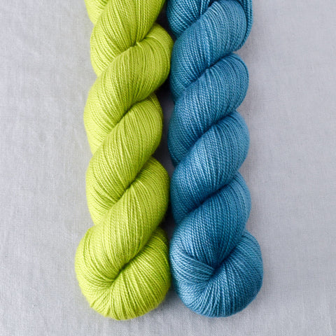 Coos Bay, Ghoulish - Miss Babs 2-Ply Duo