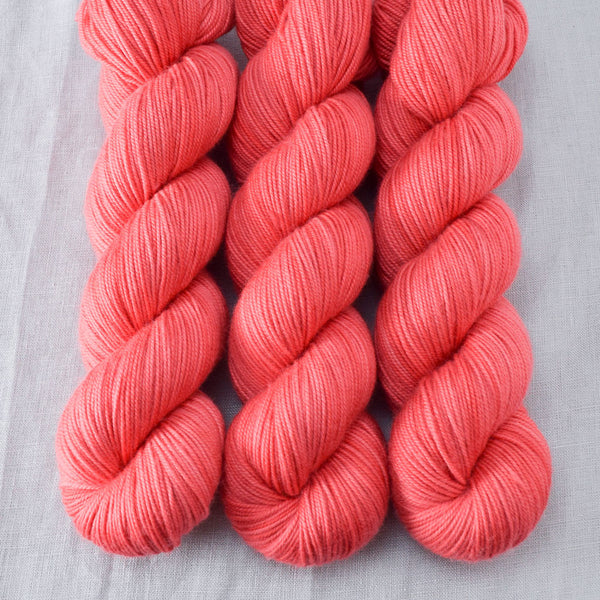 Coral - Miss Babs Yummy 3-Ply yarn