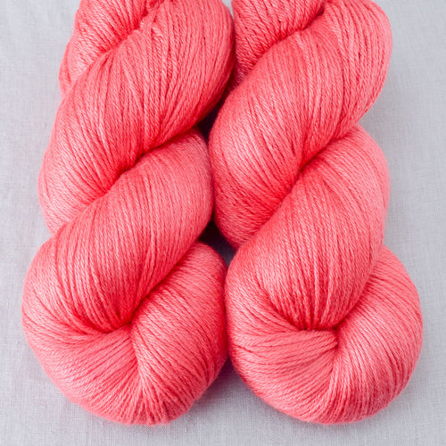 Coral - Miss Babs Big Silk yarn