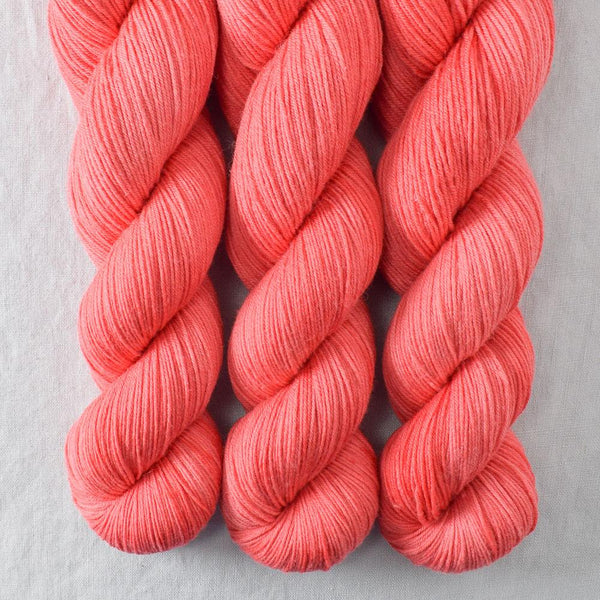 Coral - Miss Babs Putnam yarn