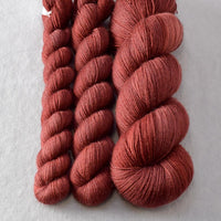 Corset Partial Skeins - Miss Babs Katahdin yarn