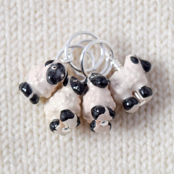 Counting Sheep - Miss Babs Stitch Markers