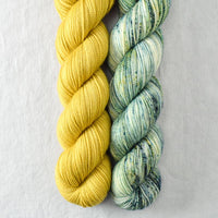 Cumin, Pacifica - Miss Babs 2-Ply Duo
