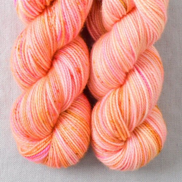 Dancing Spirit - Miss Babs 2-Ply Toes yarn