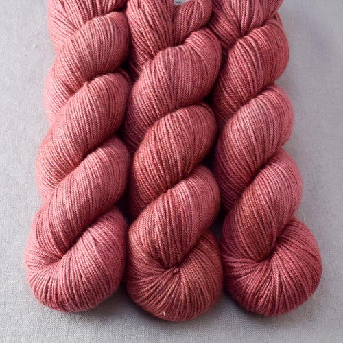 Dark Adobe - Miss Babs Kunlun yarn