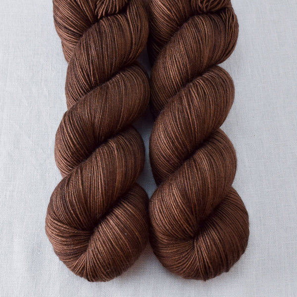 Dark Chocolate - Miss Babs Keira yarn