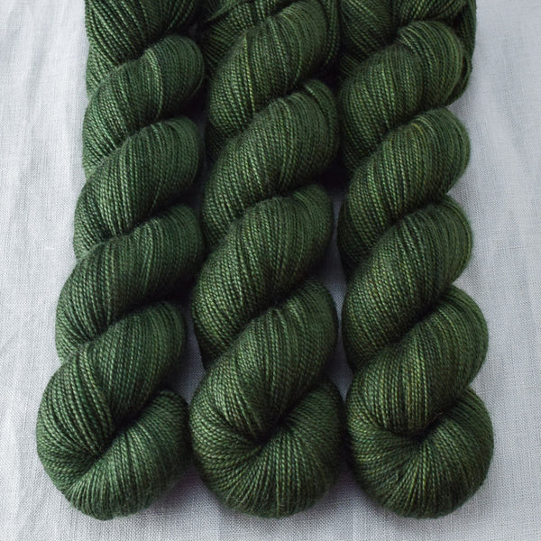 Dark Draco - Miss Babs Yummy 2-Ply yarn