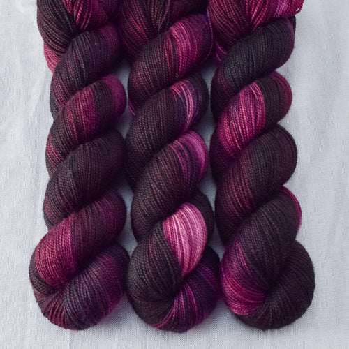 Dark Fury - Miss Babs Yummy 2-Ply yarn