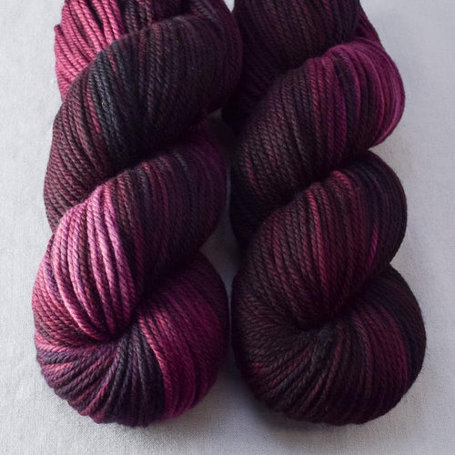 Dark Fury - Miss Babs K2 yarn