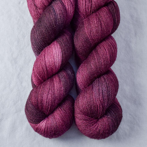 Dark Fury - Miss Babs Yearning yarn