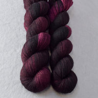 Dark Fury Partial Skeins - Miss Babs Katahdin yarn