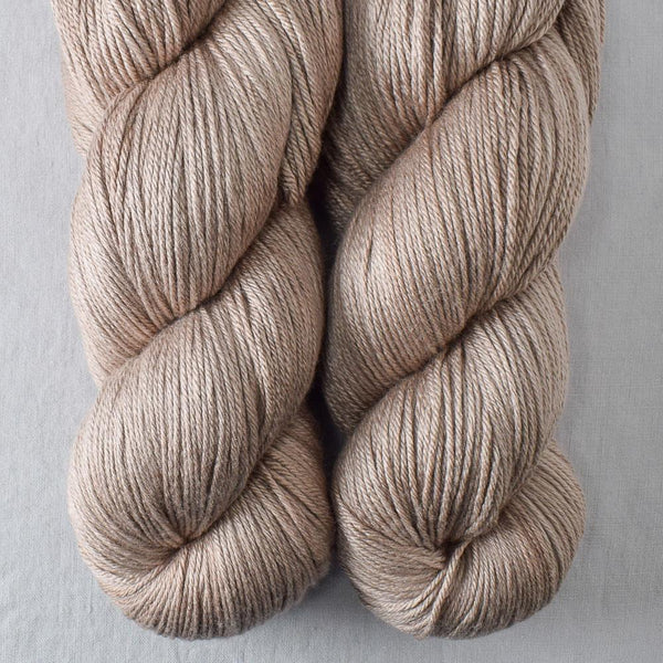 Dark Parchment - Miss Babs Big Silk yarn