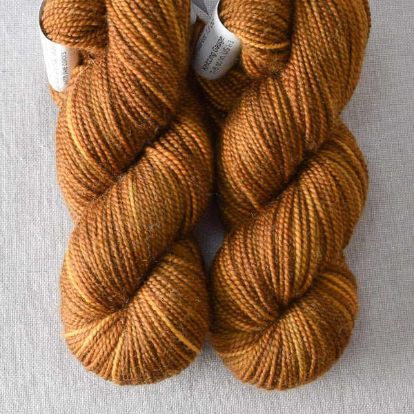 Dark Roast - Miss Babs 2-Ply Toes yarn