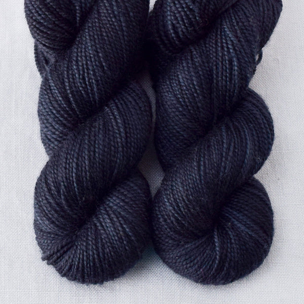 Dark Ursa Major - Miss Babs 2-Ply Toes yarn