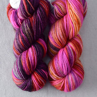 Deep Sea Jellyfish - Miss Babs 2-Ply Toes yarn