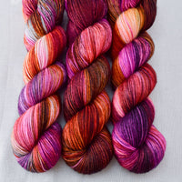 Deep Sea Jellyfish - Miss Babs Yummy 3-Ply yarn