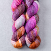 Deep Sea Jellyfish - Miss Babs Dulcinea yarn