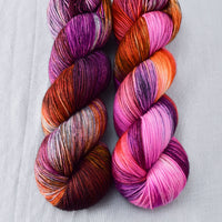 Deep Sea Jellyfish - Miss Babs Keira yarn