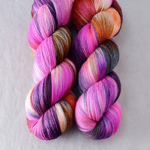 Deep Sea Jellyfish - Miss Babs Yearning yarn