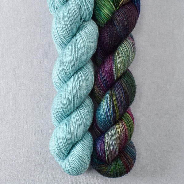 Deer Moss, Zombie Games - Miss Babs 2-Ply Duo